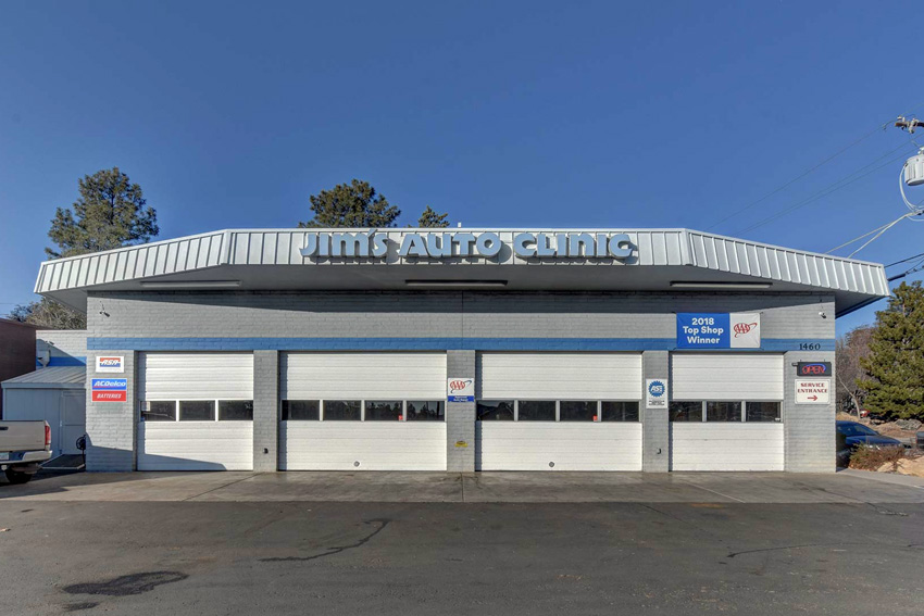 Jim's Auto Clinic - Prescott, Arizona